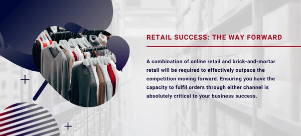 Combine Retail Online and Offline