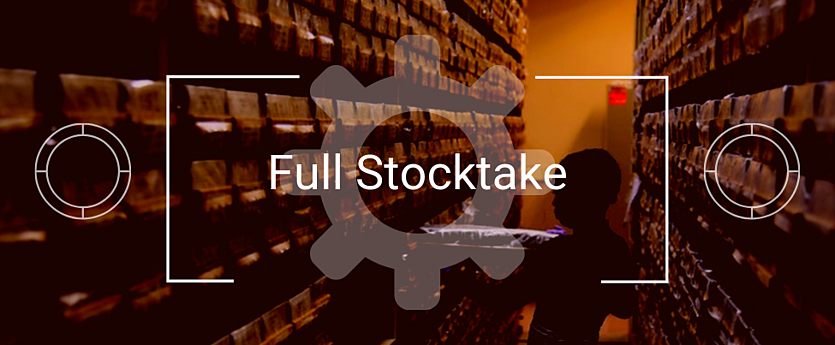 Full Stocktake WMS Warehouse Management Header