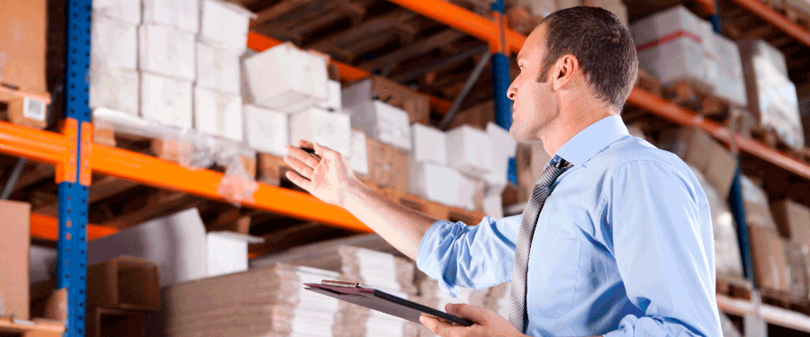 IMPROVING WAREHOUSE INVENTORY ACCURACY
