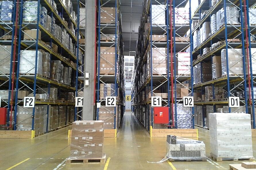 Successful RFP for a warehouse management system