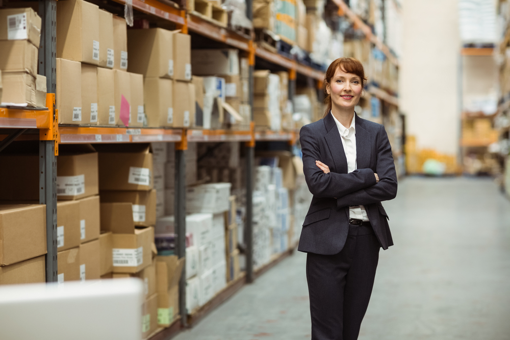 Unbound: A study on mobility and the modern distribution manager - stock image