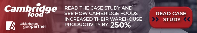 Find out how Cambridge Foods Improved Warehouse Productivity by 250%