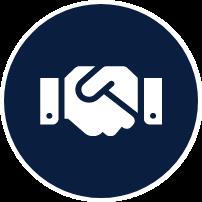 SCJ Handshake icon