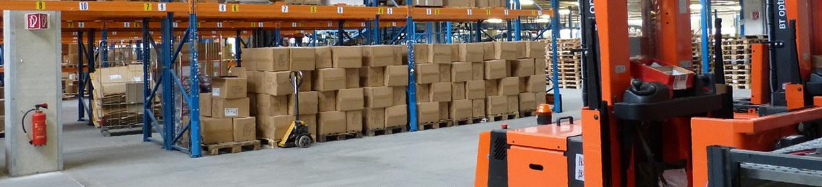 Distrobution Management on Manhattan Warehouse Management System